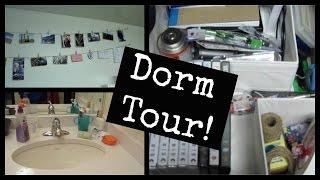 Dorm Tour   Freshman Year