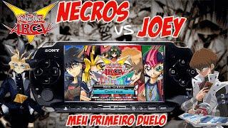 YuGiOh: Arc V Primeiro Duelo do Necros | #1 Full HD #60FPS
