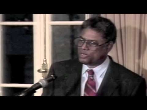 Thomas Sowell - The Quest For Cosmic Justice