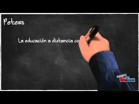 Teorías sobre la educación a distancia