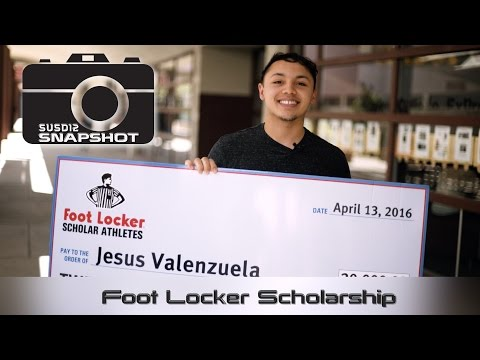SUSD12 Snapshot: Foot Locker Scholarship (Desert View High School)