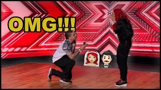 "Top 7 ""BEST PROPOSALS"" on Got Talent and X FACTOR"