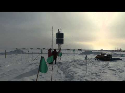 Antarctic trip 2012-2013: SouthPole Station SYS4Tower
