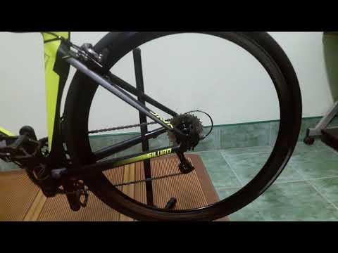 รีวิวจักรยาน  JAVA Siluro2 2017