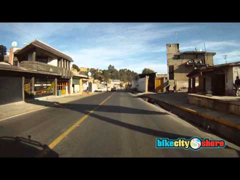 Mexico: Santa Marta to Santiago Tianguistenco, EdoMex (car) 54 min