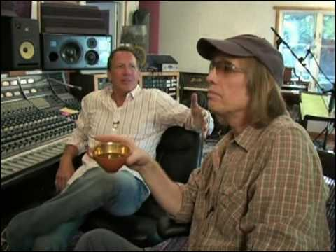 Tom Petty and Garry Shandling