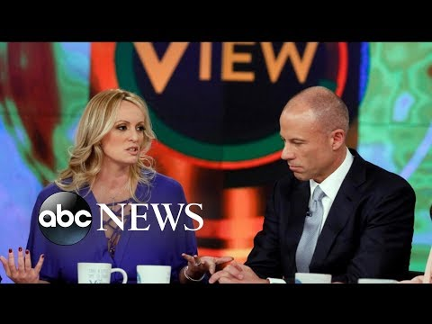 Stormy Daniels on 'The View': 'I'm done being bullied'