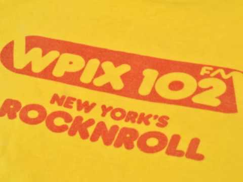 WPIX FM 102 New York - Something to Love Jingles - 1972