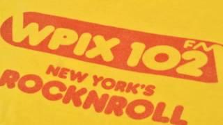 WPIX FM 102 New York - Something to Love Jingles - 1972