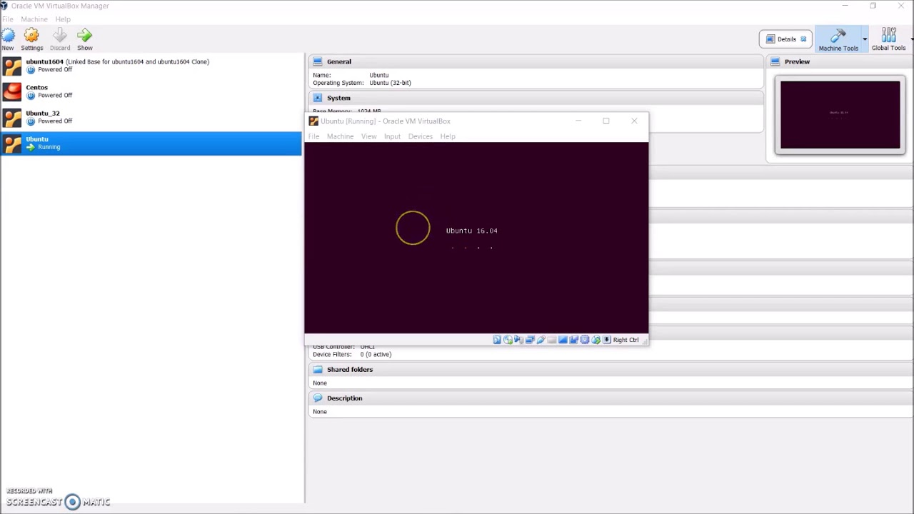 Black screen when installing Ubuntu | Installing Ubuntu on virtual box |  part 3