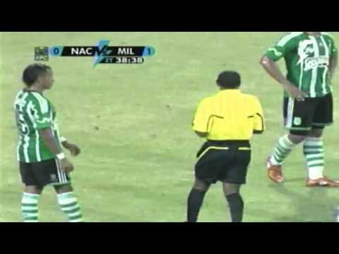 Millonarios Vs Real Cartagena (1-1) Fecha 6 Liga Postobón 2012-I from YouTube · Duration:  2 minutes 28 seconds