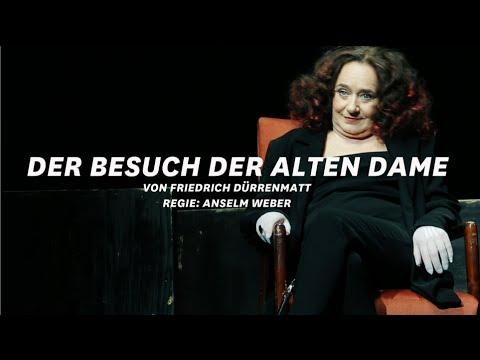 DER BESUCH DER ALTEN DAME von Dürrenmatt, Regie: Weber, Schauspielhaus Bochum