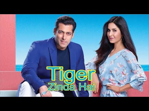 Tiger Zinda Hai Movie Official Trailer 2017