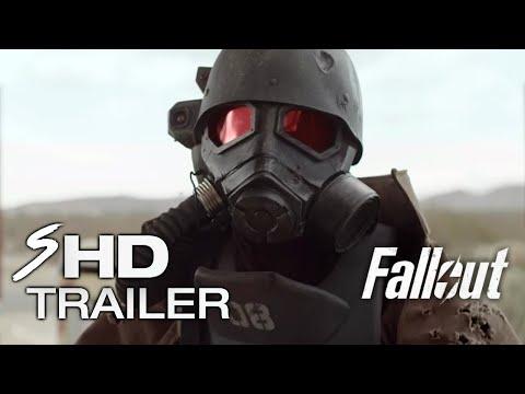 Fallout - Movie Teaser Trailer #1 Ryan Gosling, Felicity Jones Bethesda Movie (Fan Made)