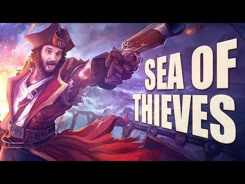 HWSQ #98 - VERFOLGUNGSJAGD AUF HOHER SEE ● Let's Play SEA OF THIEVES