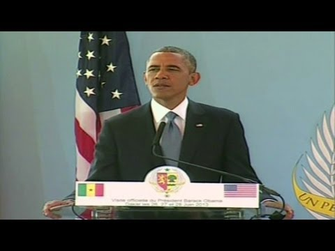 Obama: Mandela is a hero for the world