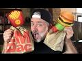 Mcdonald s big mac vs the whopper from burger king mukbang eating show mp3