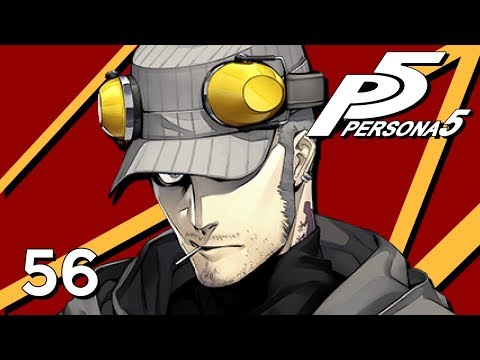 BLOOD BROTHERS - Let's Play - Persona 5 - 56 - Walkthrough Playthrough
