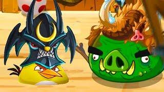 Angry Birds Epic #130 игра про мультфильм для детей Bad Piggies и злые птички #КРУТИЛКИНЫ