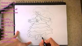 How to draw Rose Quartz
