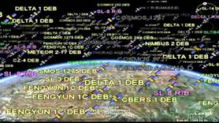 """KMC Recomenda """"Google Earth mostra localização realtime de satélites ao redor do globo"""""""