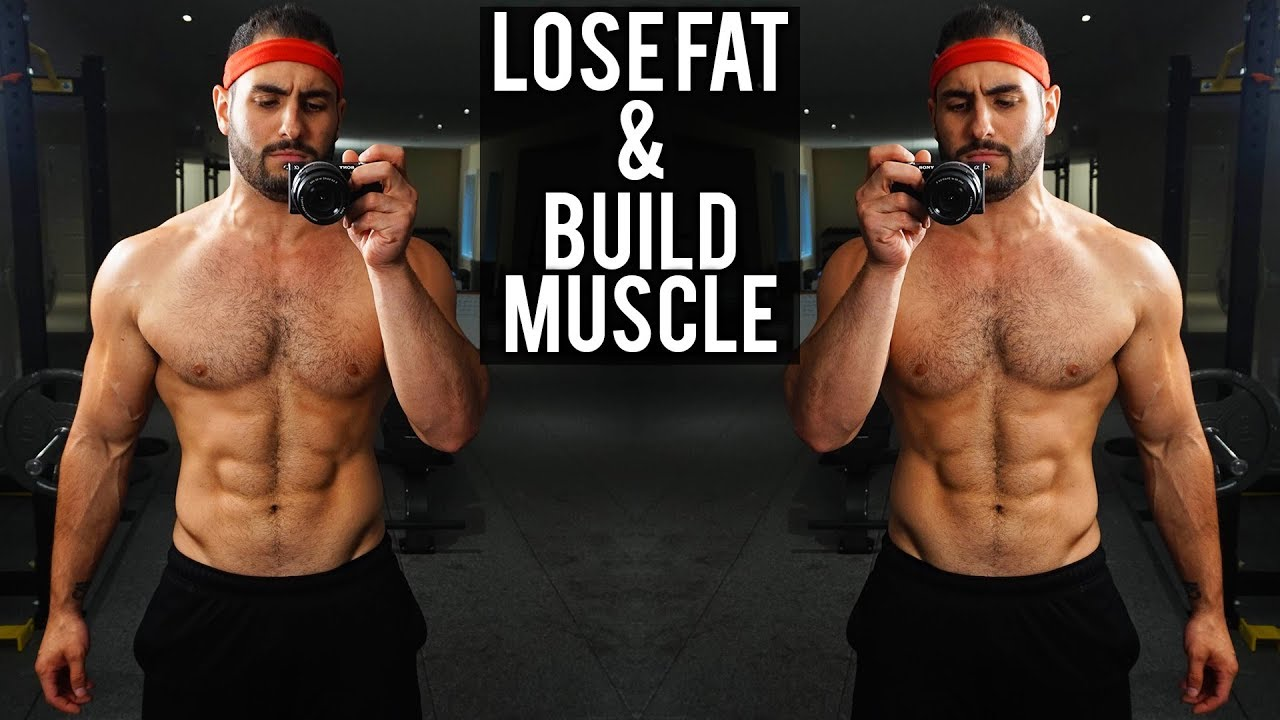 How To Burn Fat And Build Muscle At The Same Time Workout Diet