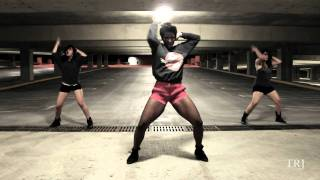 IF YOUR GIRL ONLY KNEW - Aaliyah - choreography by TRJ