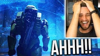 HALO INFINITE REACTION... IT MADE ME CRY!!! (E3 Discover Hope Trailer Reaction)
