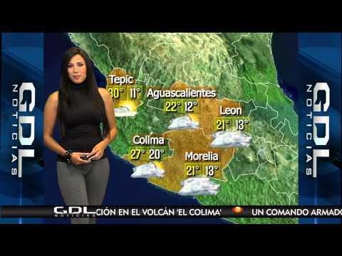 Susana Almeida Clima del 21 de Enero de 2013 2