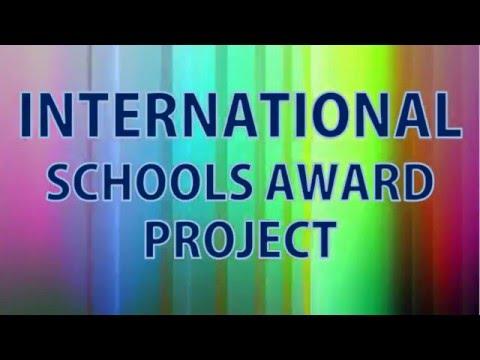 International Schools Award Project 2, Activity 1