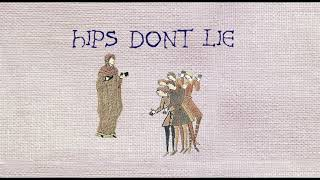Shakira - Hips Don't Lie [Bardcore / Medieval Style Cover]