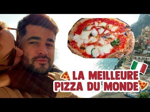 ON TESTE LA MEILLEURE PIZZA DU MONDE !