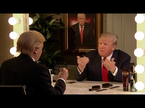 Watch Donald Trump Interviewing himself - Hilarious!! - Funny Video - US Elections Campaign