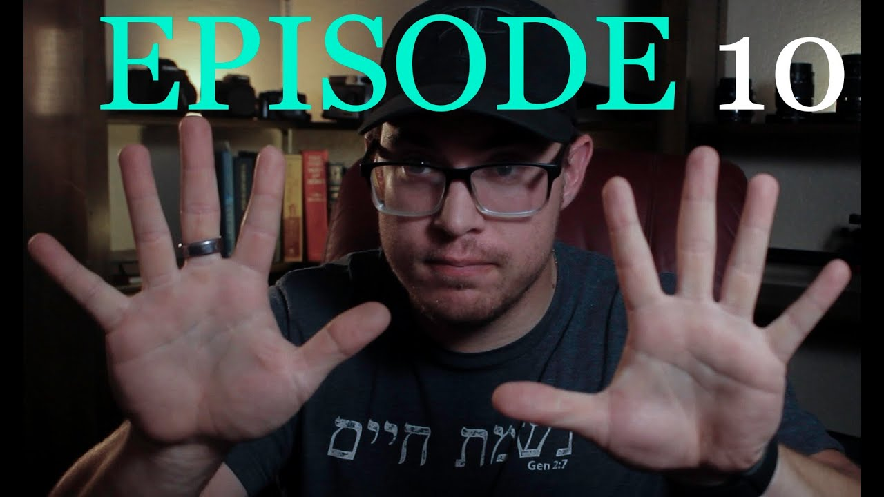 Download EPISODE 10: The First MURDER, The FLOOD, and The Tower of Babble