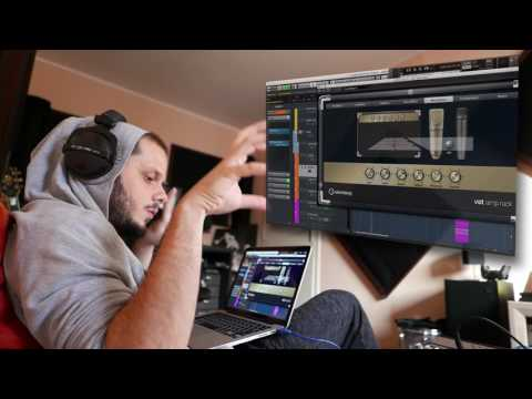 CUBASE ELEMENTS WORKFLOW | The Stock Challenge