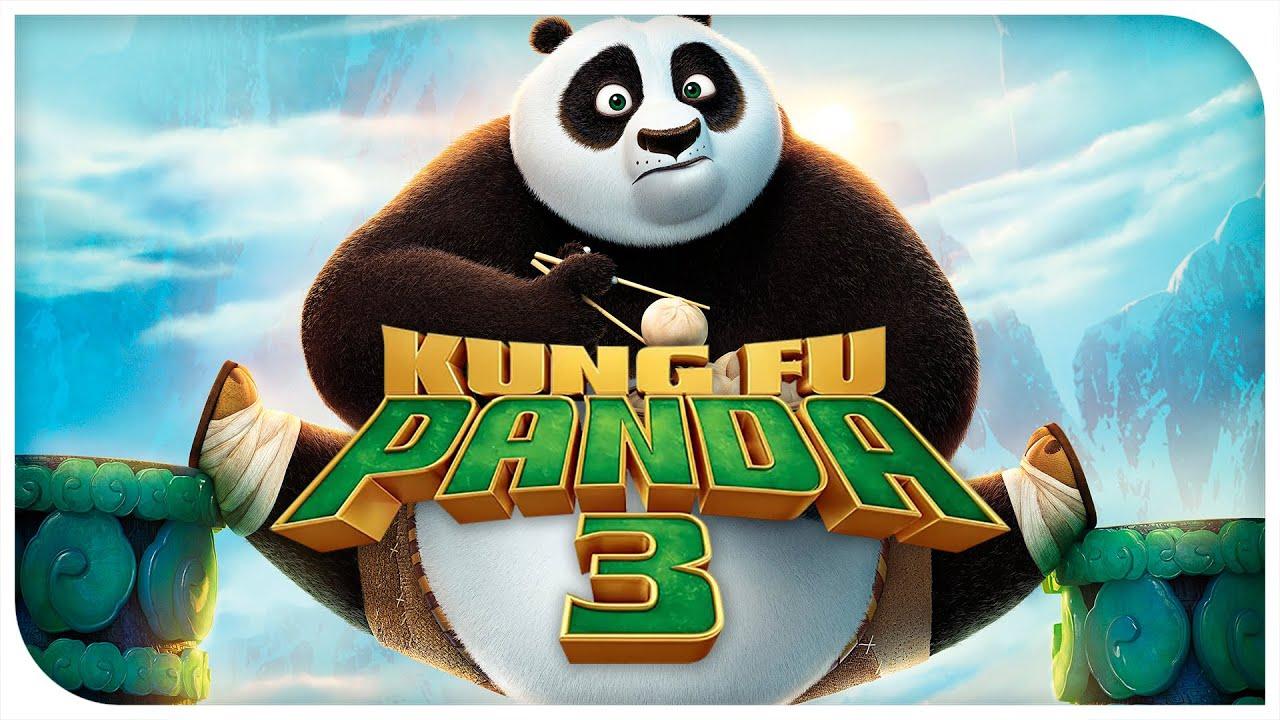 Kung Fu Panda 3 Stream Hd