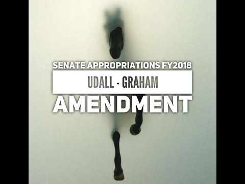 Senate Appropriations Committee Vote on Horse Slaughter