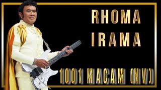 Gambar cover RHOMA IRAMA - 1001 MACAM [N.V] (OFFICIAL VIDEO)