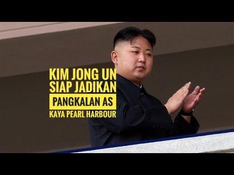 Hot! Korea Utara Sudah Siap Siap Bikin Pangkalan AS Kaia Film Pearl Harbour-Video Unik dan Aneh