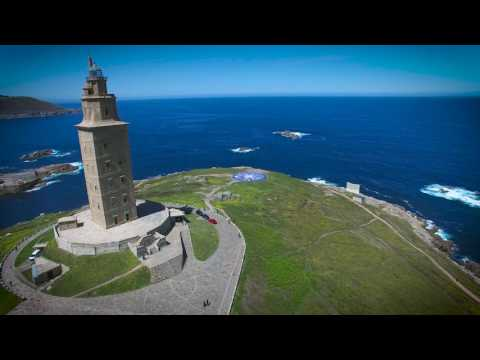 A Coruña: The Tower of Hercules