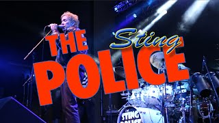 THE STING POLICE - Tribute Band (Live Show)