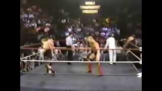 Mark Callous & Dan Spivey vs Agent Steel & Randy Harris