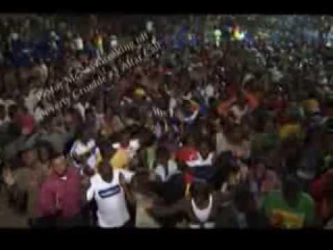 Congo Kinshasa 2012 Soul Winning Crusade 8 mn