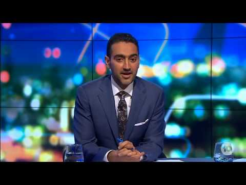 Waleed Aly's Powerful and Real Reaction to Christchurch Terrorist Attack