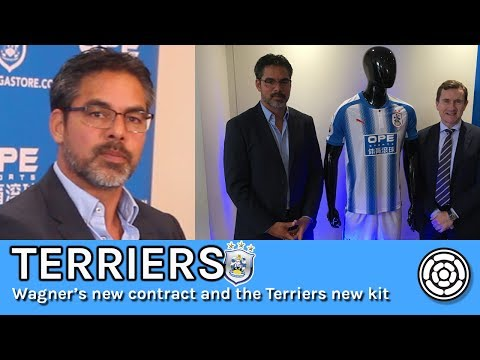 Terriers   Kit Launch and David Wagner's new deal