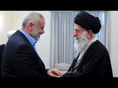 Hamas Looks to Iran, One of its Last Remaining Allies