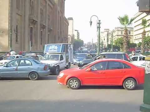 Cairo: Port Said - Ahmed Maher intersection