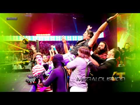 Adam Rose 2nd5th and NEW WWE Theme Song  Break Away With Download Link Itunes Release