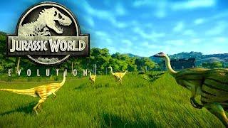 Jurassic World Evolution #33 | Kaffeklatsch der Dinosaurier | Gameplay German Deutsch thumbnail