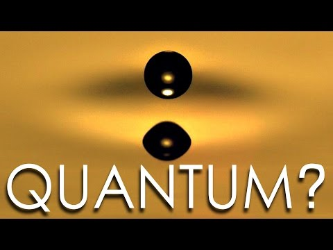 Thumbnail: Is This What Quantum Mechanics Looks Like?